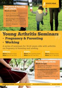 Working with Arthritis, Parenting with Arthritis