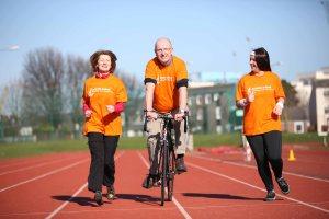 Dublin Rheumatologist Frances Stafford, John Murray & Sinead McGuinness